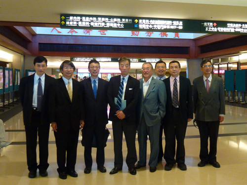 Prof-Kurokawa-CGMH-visit